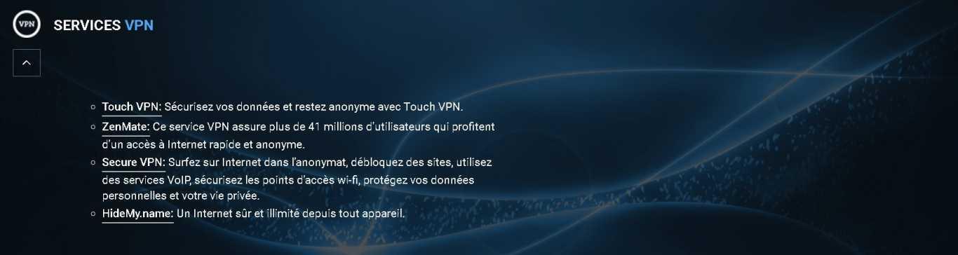 1xBet VPN services